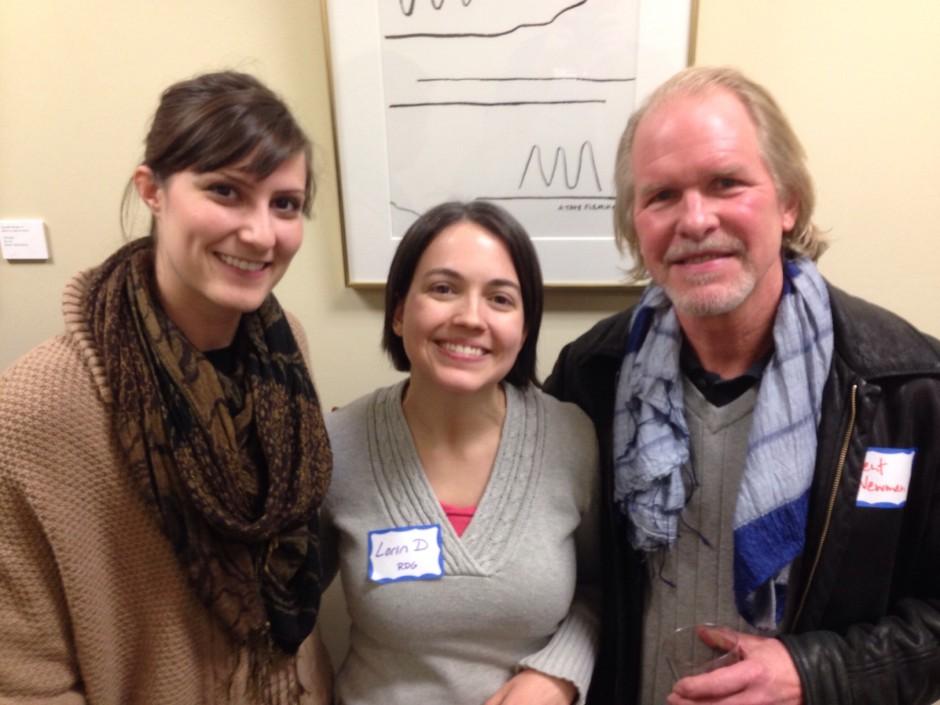 Kyra Jacobson, Lorin Ditzler, and Kent Newman.
