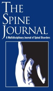 The Spine Journal Logo
