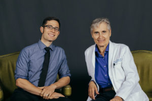 Dr. Chris LoRang and Dr. Terry Wahls