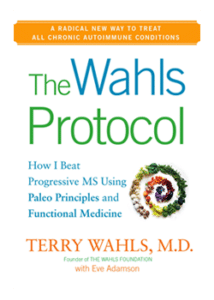 Buy a copy of The Wahls Protocol next time you're in the clinic