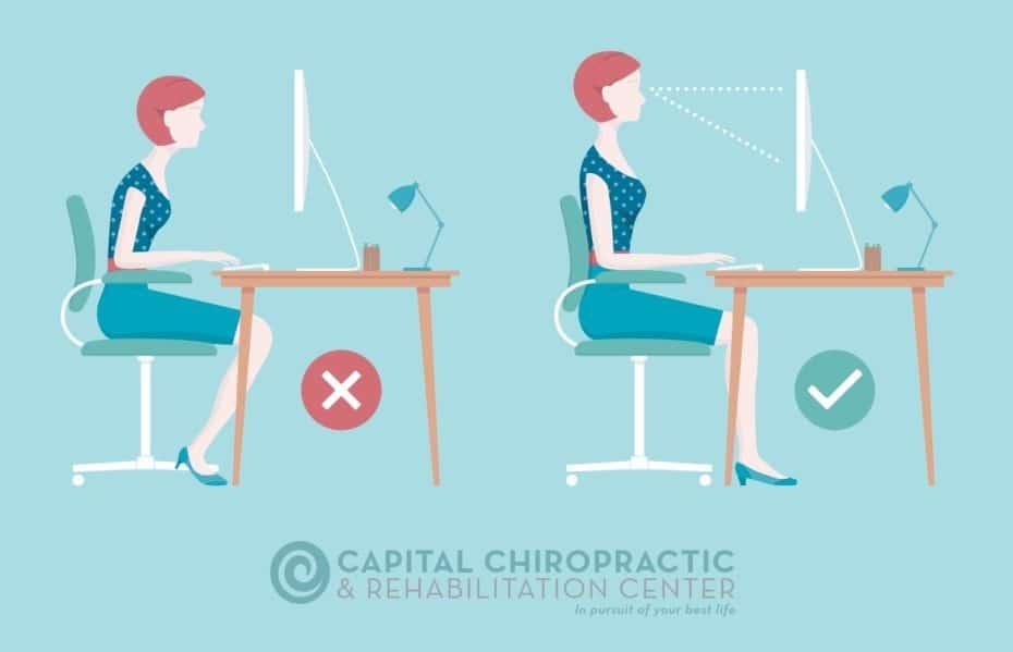 ergonomics-desk-posture