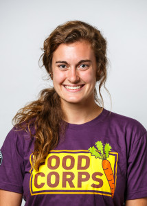 Amy Joens FoodCorps Des Moines