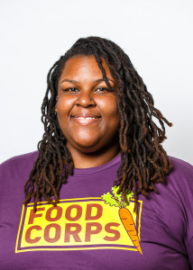 Jenneta Hargrove, Foodcorps Des Moines