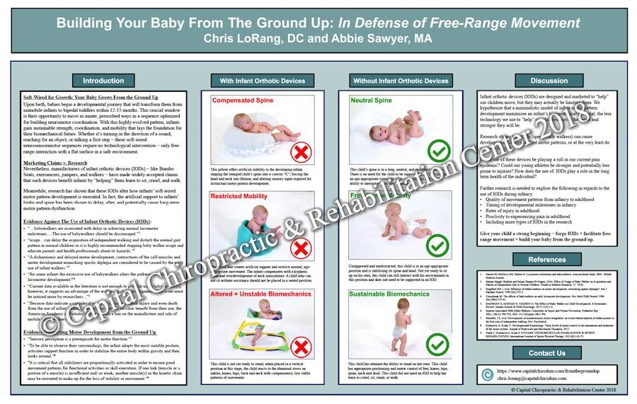 Bumbo Seats Infant Motor Patterns