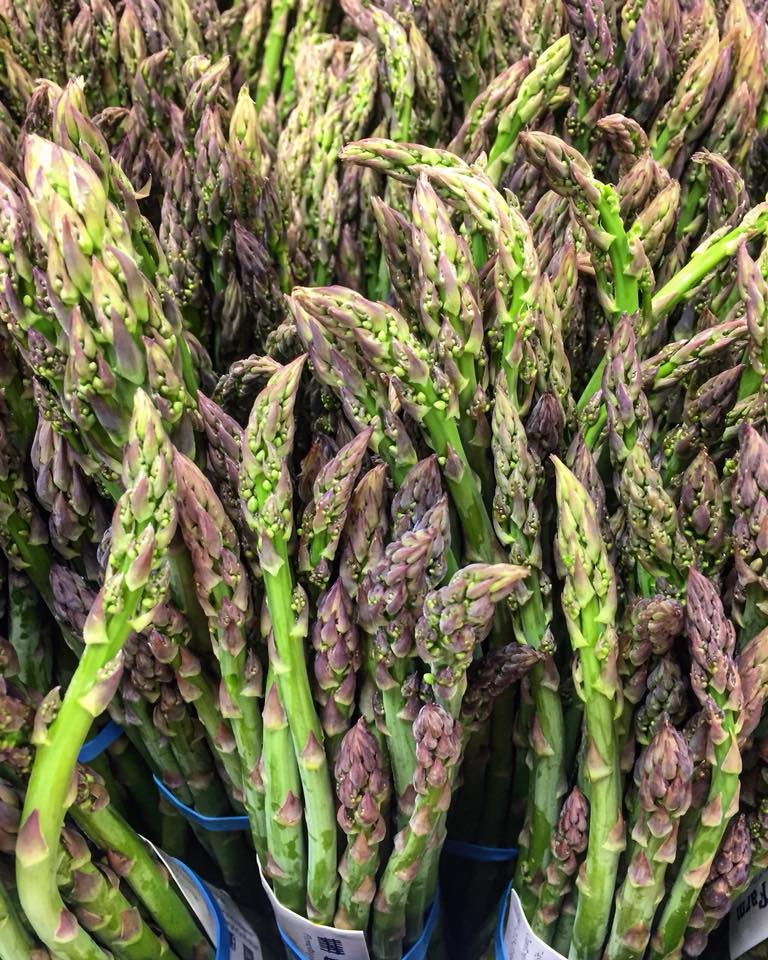 Iowa Food Cooperative Des Moines asparagus