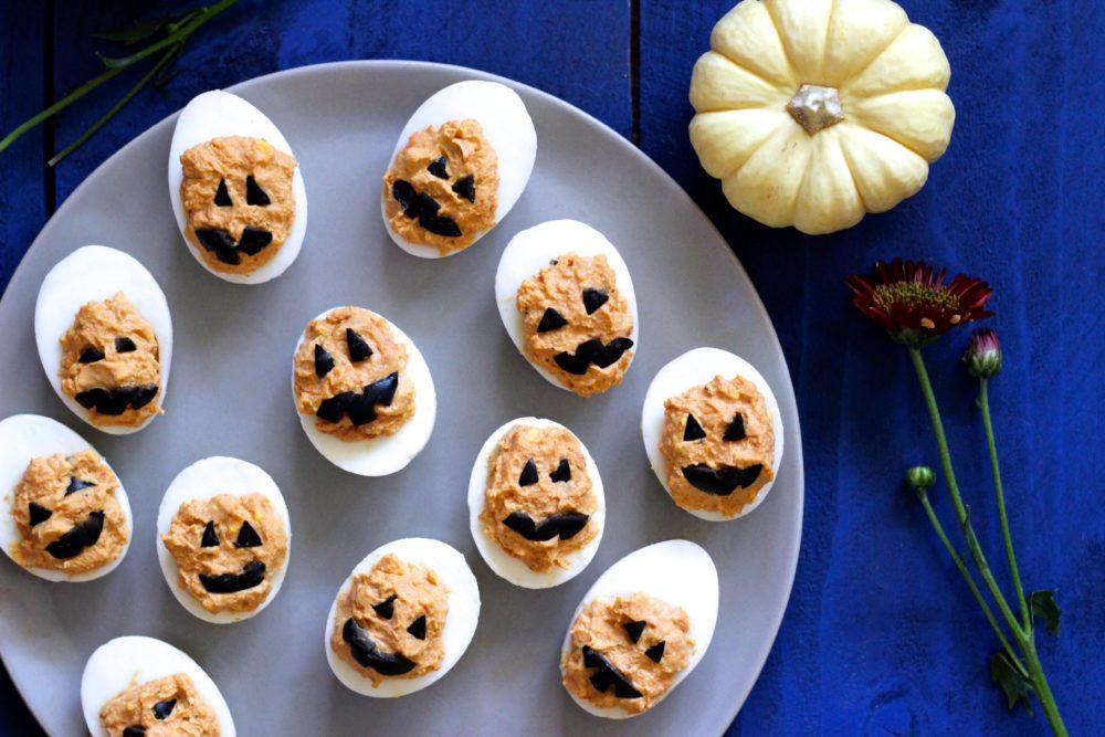 jack-o-lantern-whole30-deviled-eggs-paleo-halloween