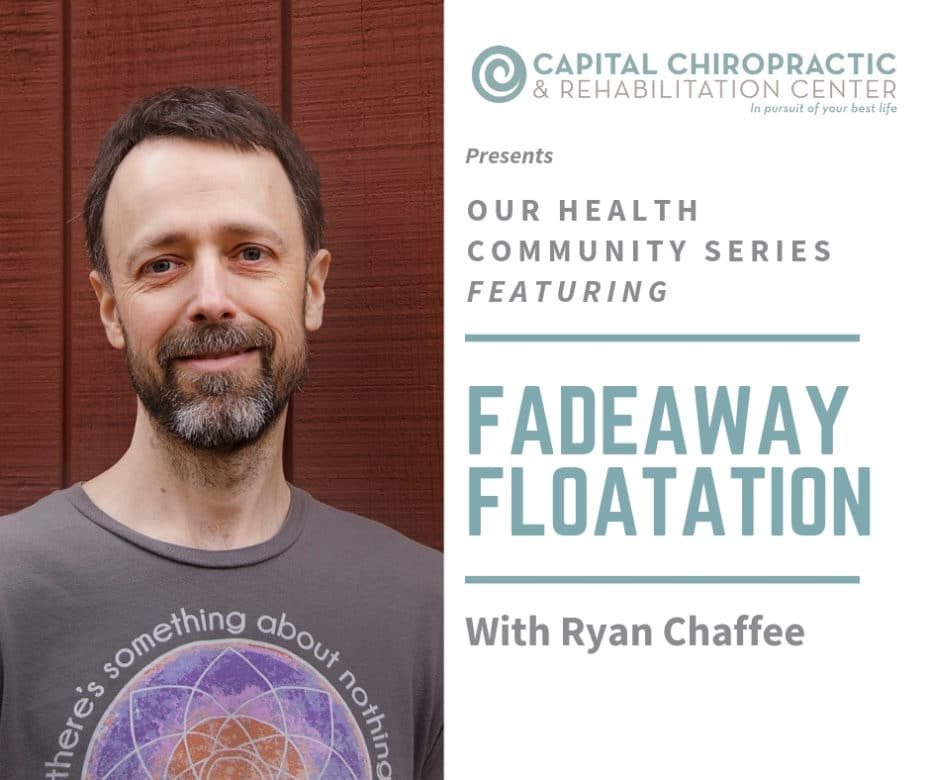 Fadeaway Floatation Ryan Chaffee