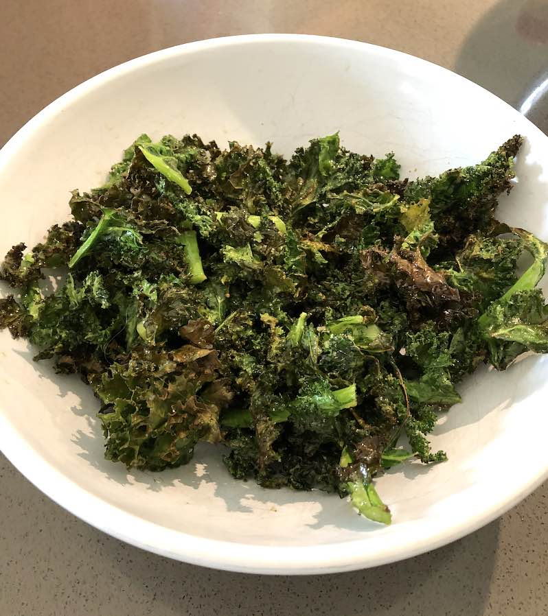 kale chips capital chiropractic