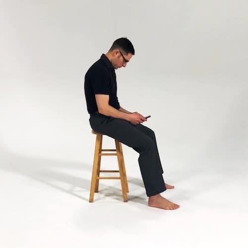 tech-neck-posture