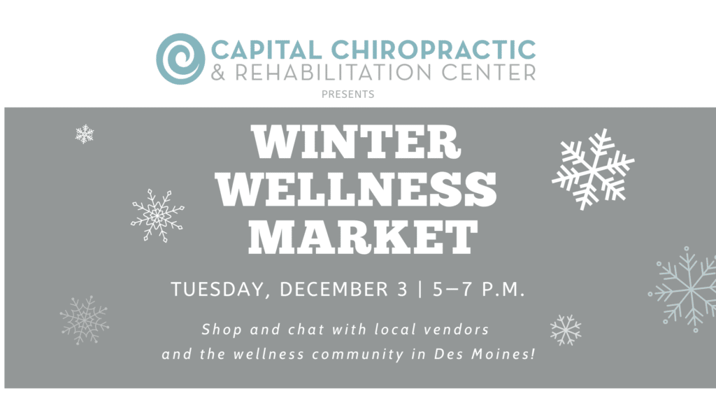 Winter Wellness Market Des Moines