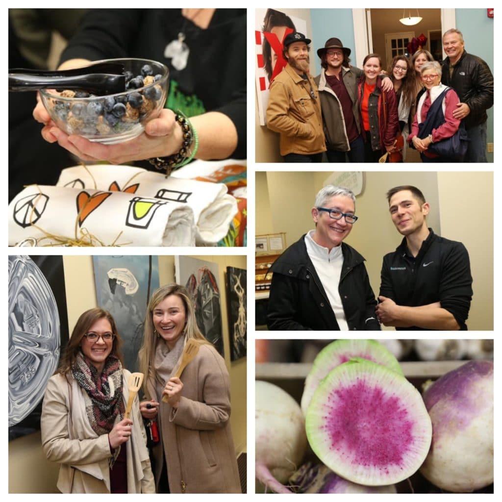 Winter Wellness Market Photos