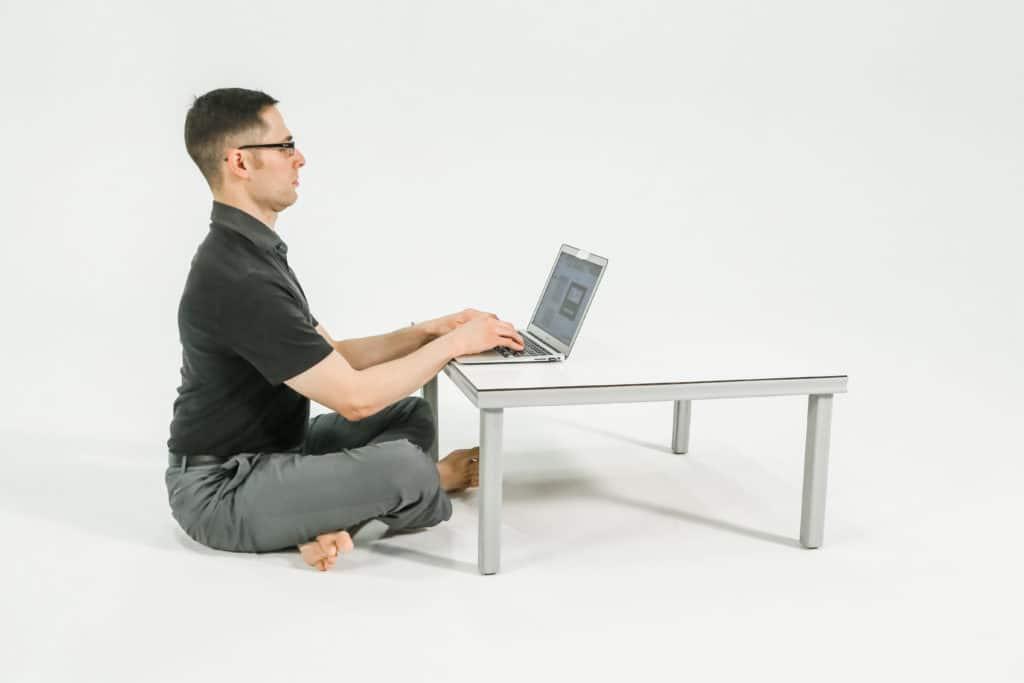posture good desk